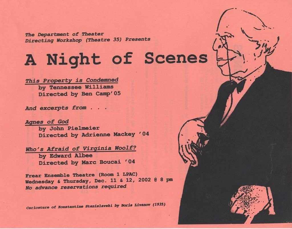 Night of Scenes (2002)