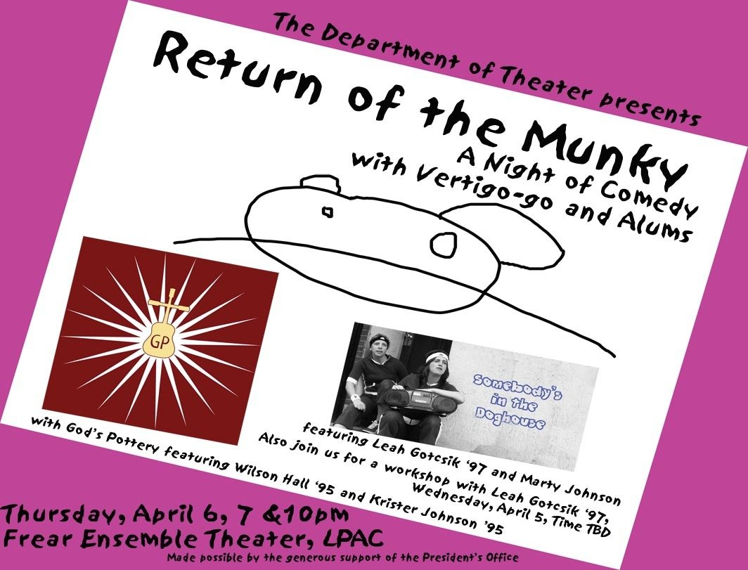 Return of the Munky