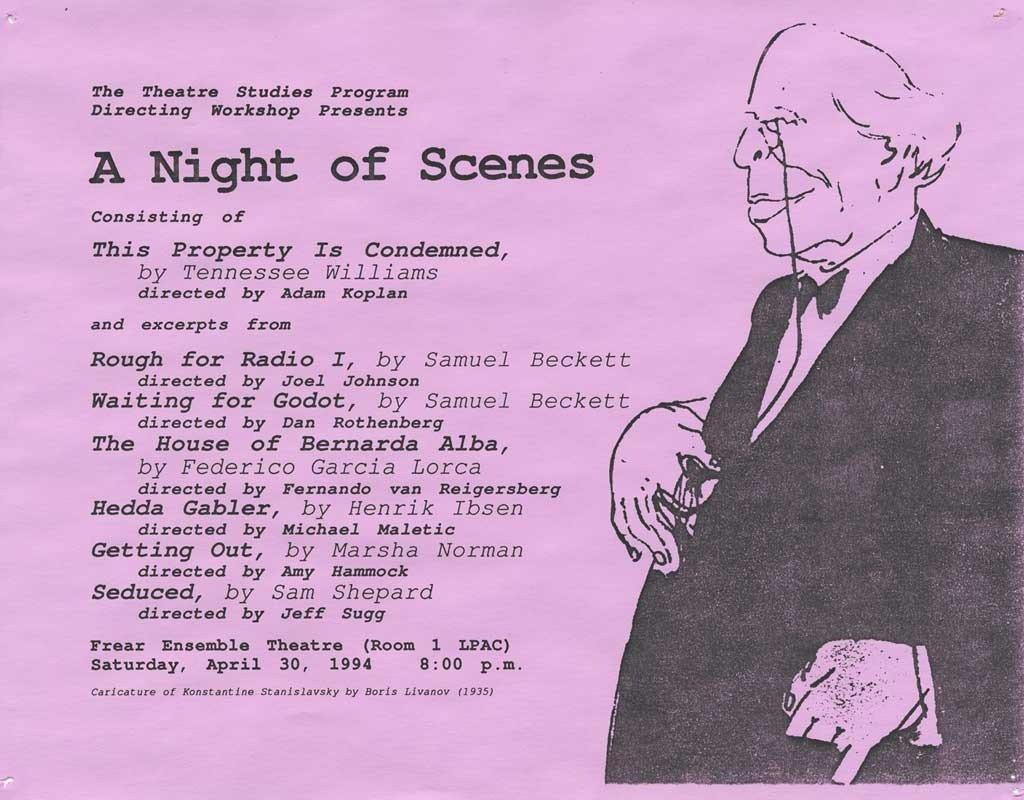 Night of Scenes (1994)