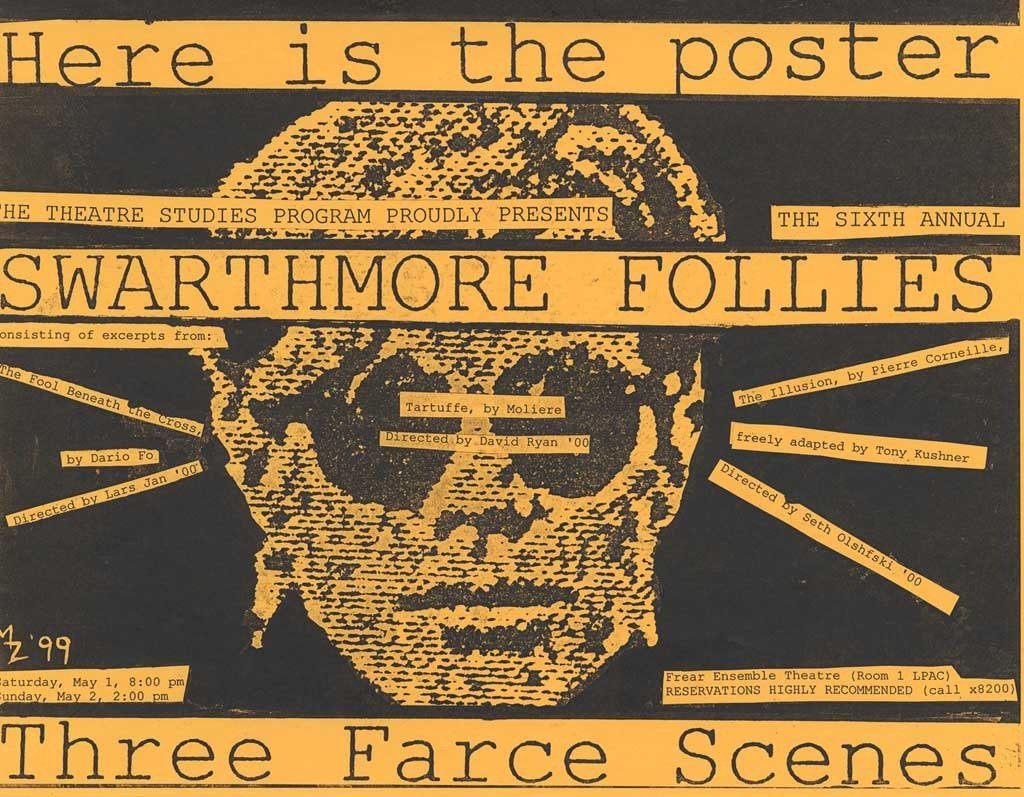 Sixth Annual Swarthmore Follies