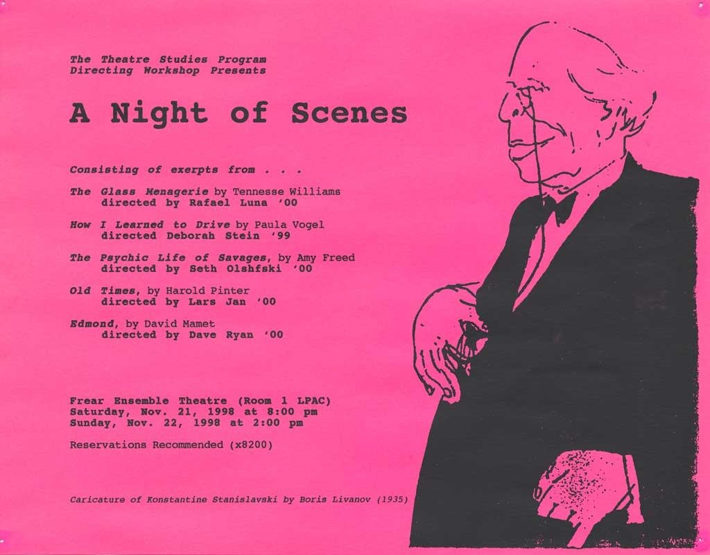 A Night of Scenes