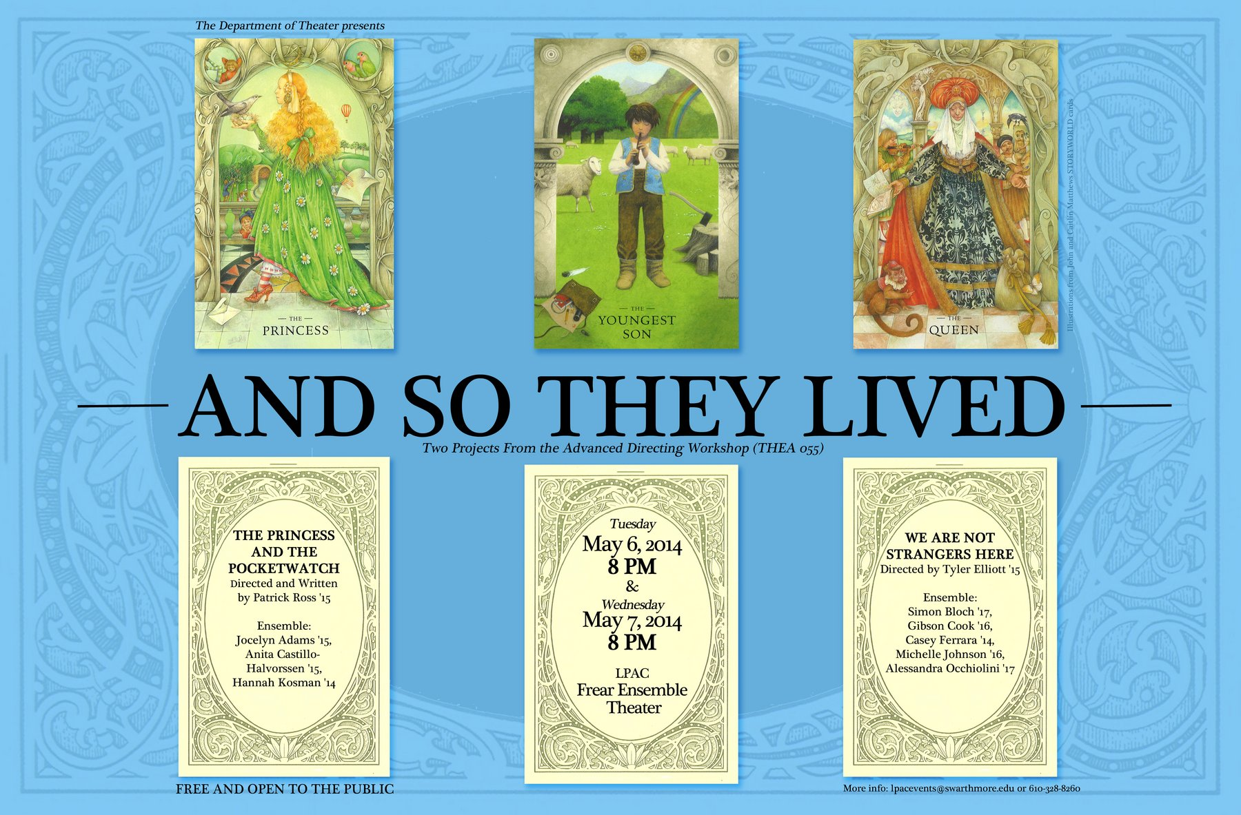 And So they lived poster