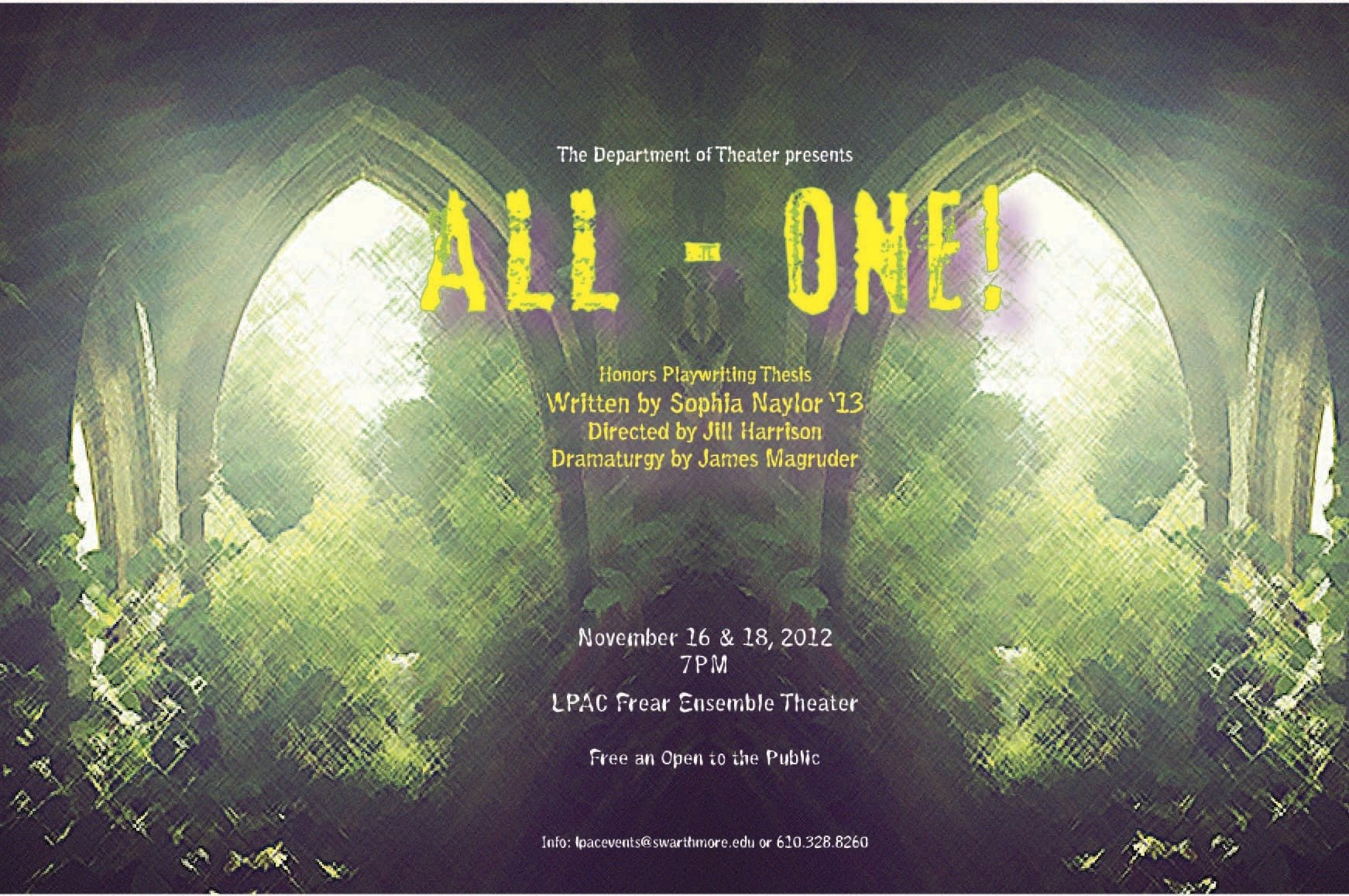 Playwriting All-One