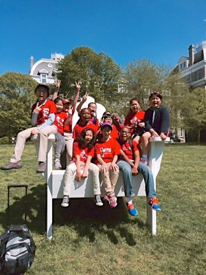 Students from FACTs Charter School visit Swarthmore