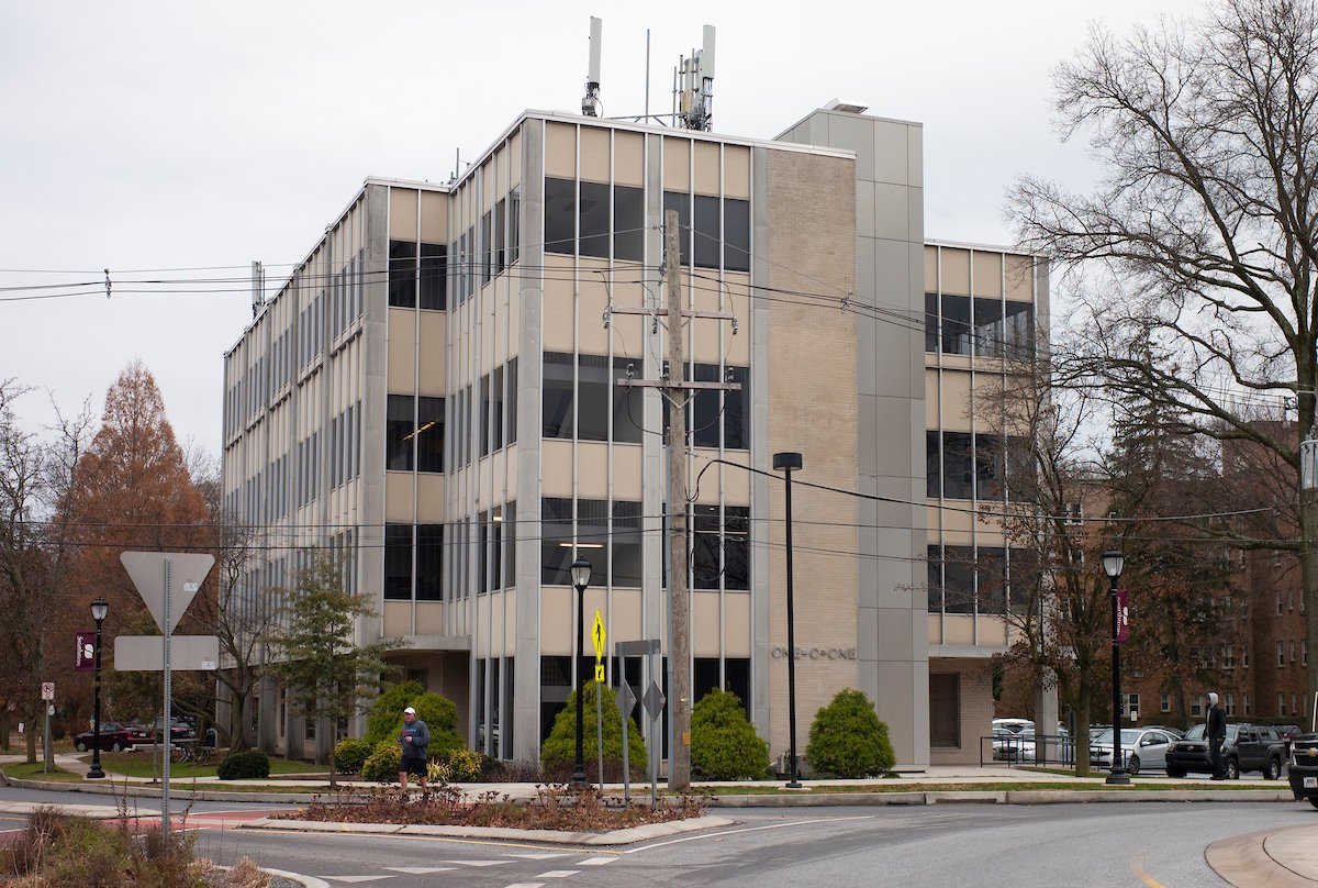 Business Office Building