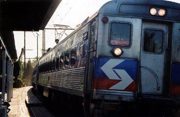 Septa R3 train
