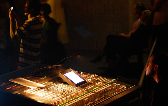 Sound Console