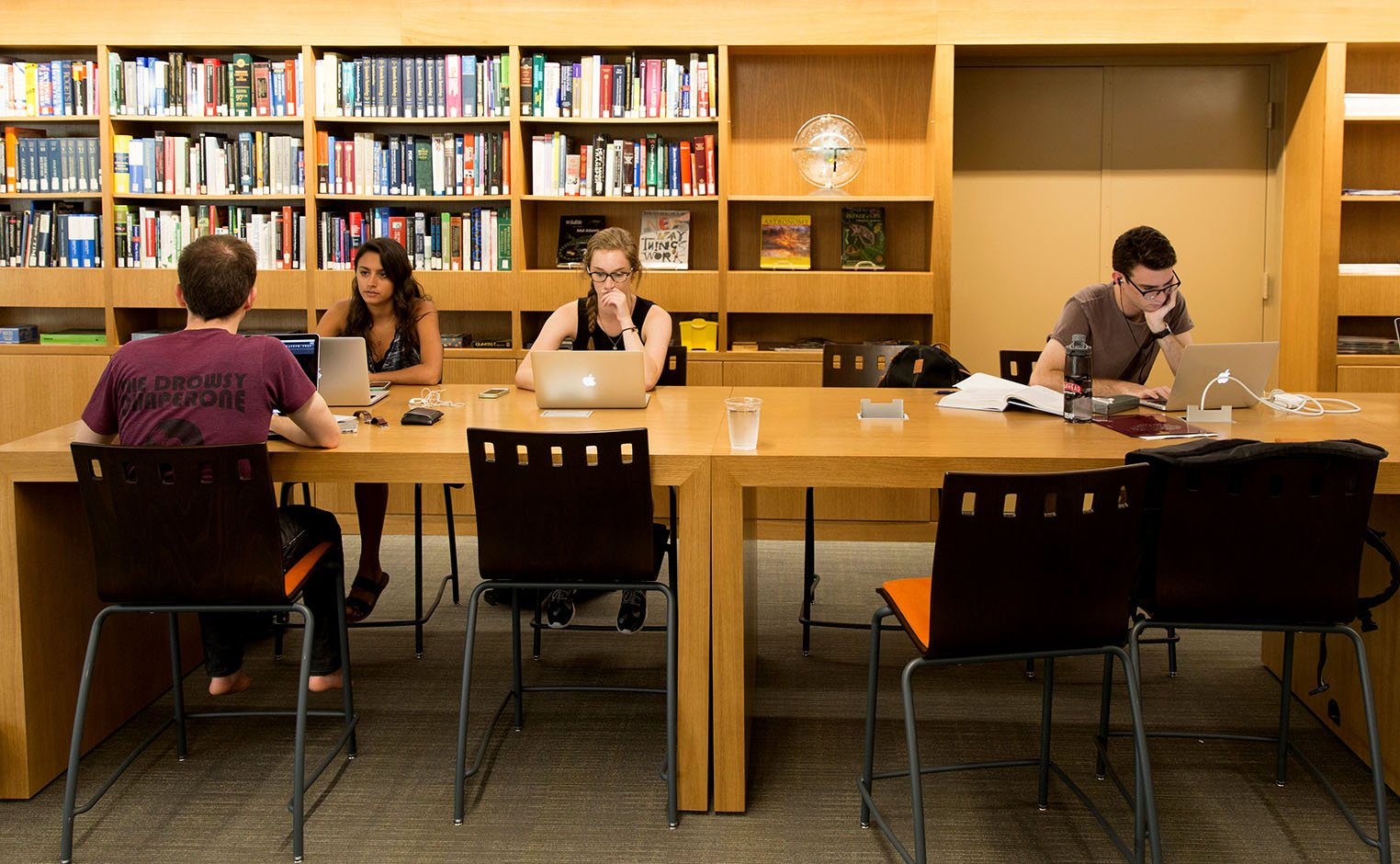 students in cornell
