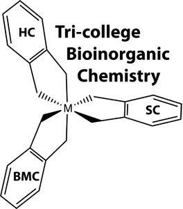 Tri-college Bioinorganic Chemistry