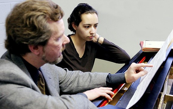 Music Major in the Course Program