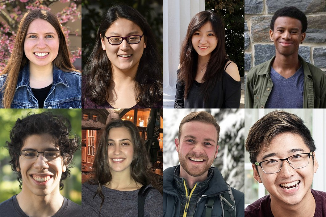 2019 Fulbright scholars