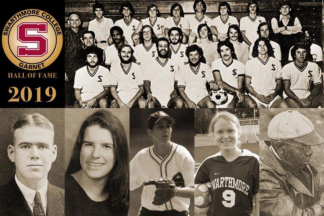 2019 Garnet Athletics Hall of Fame Class