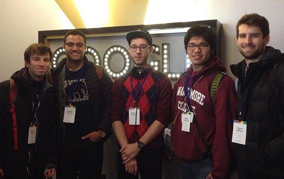Hackathon team