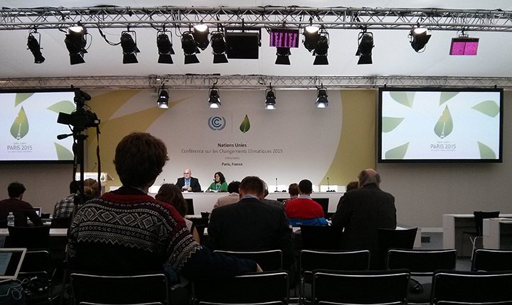 """COP21: The Key Issues"" panel"
