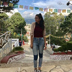Maria Valadez Ingersoll on her study abroad program in Merida, Mexico