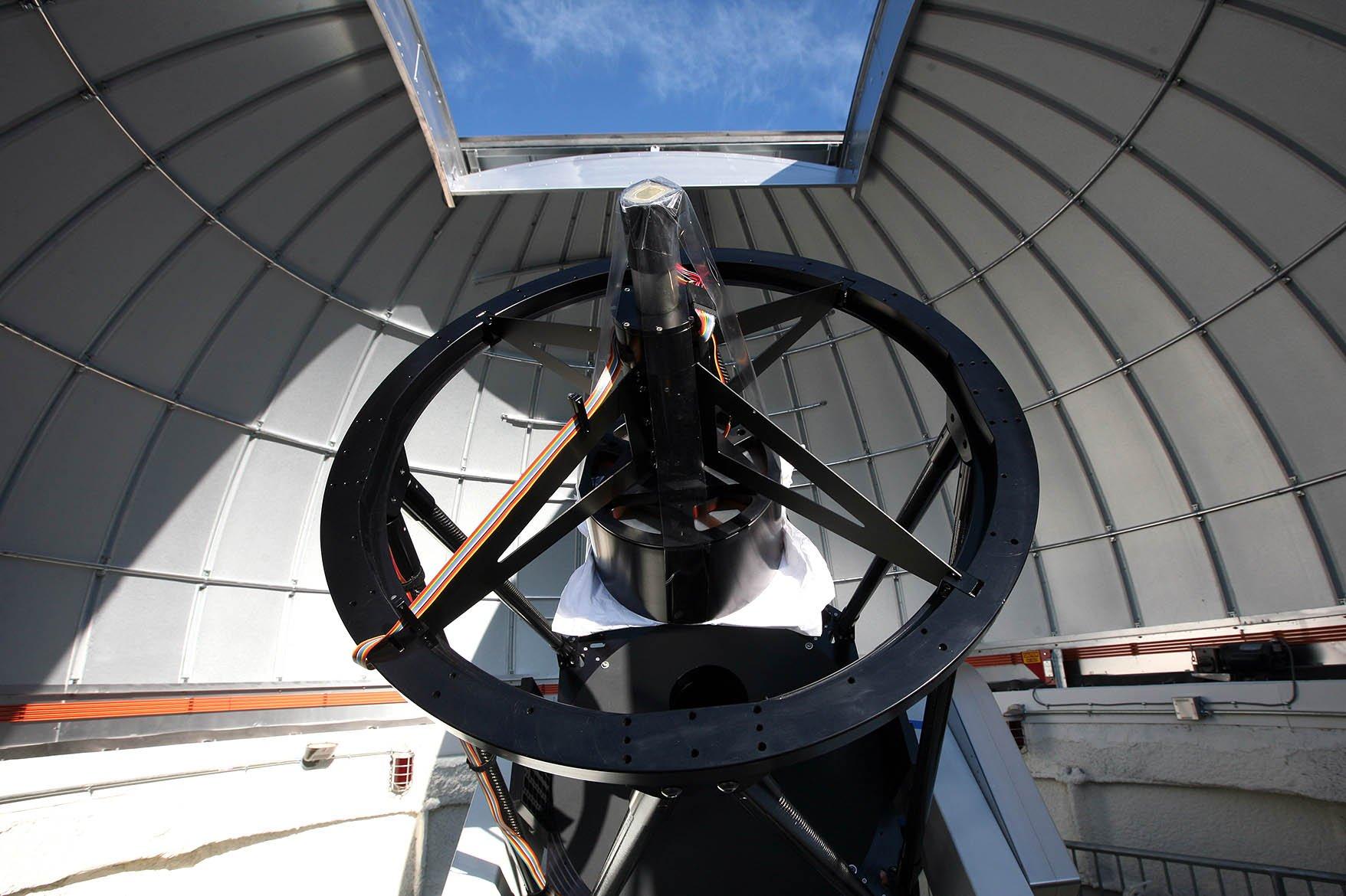 van de Kamp Dome