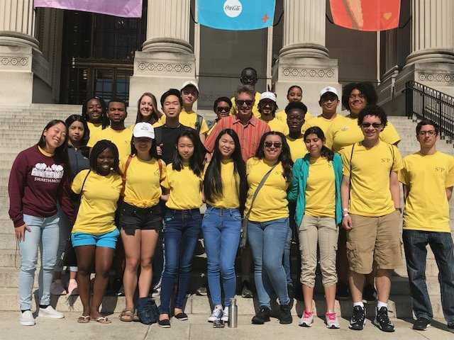 Summer Scholars in Philadelphia
