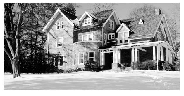 BCC House circa 1970