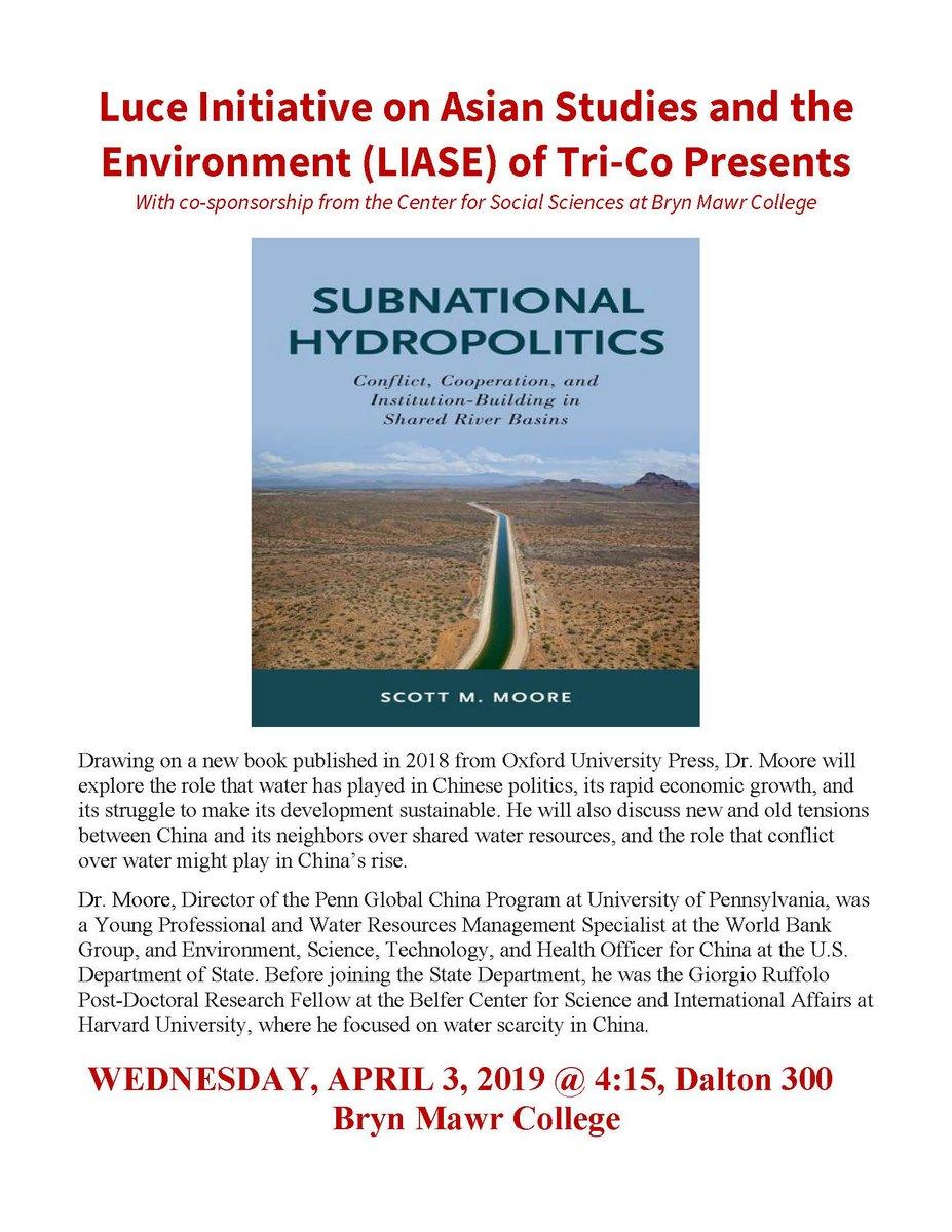 LIASE Speaker Series :: The Tri-College LIASE Program
