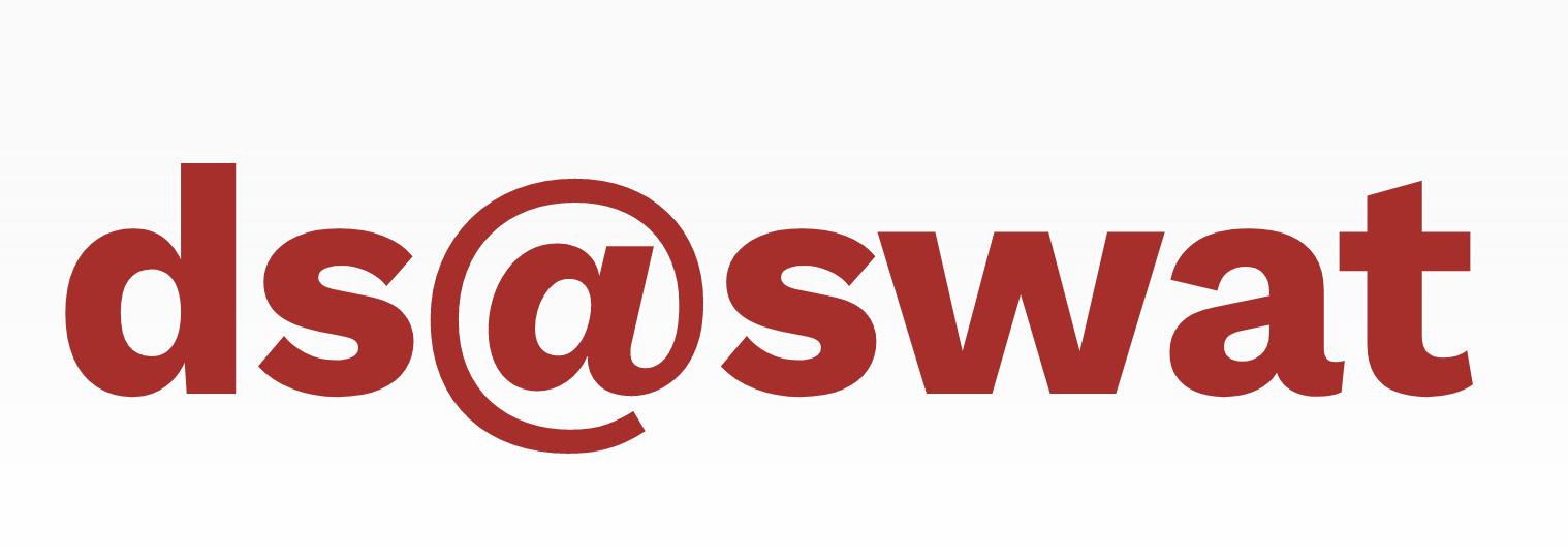 digital scholarship at swarthmore logo